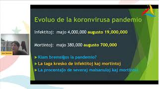 VK 2020: Postpandemia epoko: perspektivoj (Amri Wandel)
