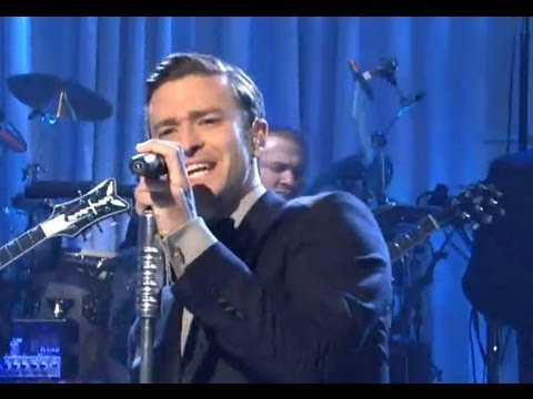 Justin Timberlake Responds to Kanye West Diss in SNL Performance!