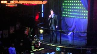 Slava Basyul (Слава Басюл) - Разбуди меня (Live @ Fit People Awards, Studio 21)