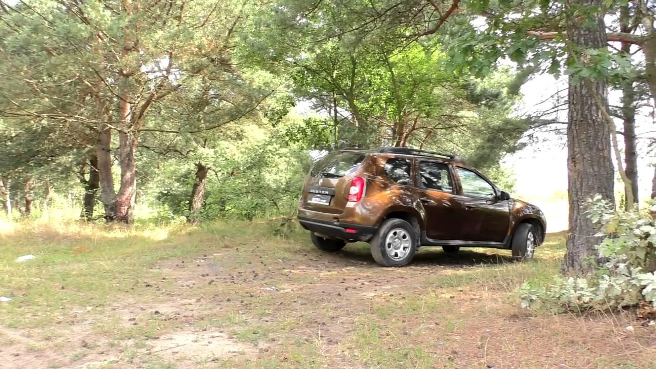 Renault Duster 2013 1.6 113000 км пробера, обзор и тест драйв! Часть 2