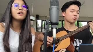 When Jakarta Snows ( T. Rucira ) Cover By ~ Veronica || Guitar by Michael Swandaru