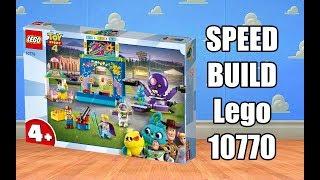 LEGO Toy Story 4 - 10770 Buzz & Woody's Carnival Mania! Speed Build
