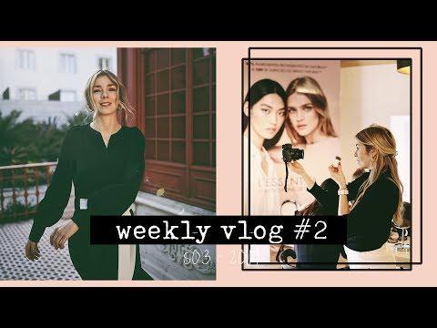 Negócios, Yoga e Novidades! WEEKLY VLOG S03 #2 | Alice Trewinnard