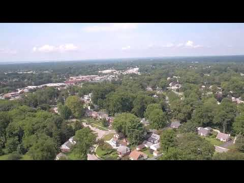 Active Image Media - Drone Shots of Springfield, PA (Delaware County)