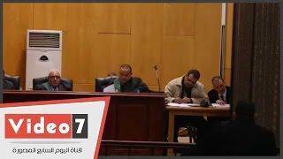 """بالفيديو.. الدفاع بـ""""اقتحام سجن بورسعيد"""" يدفع بعدم جدية التحريات وبطلان التحقيقات"""