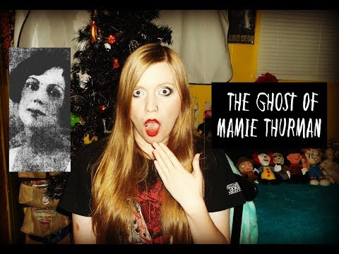 The Ghost Of Mamie Thurman | 🎃 Vlogtober #3 🎃