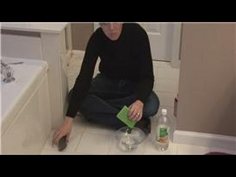 Housecleaning Tips How To Clean Mortar Or Grout From Ceramic Tile - Cleaning mortar off tile