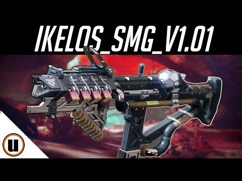 EP Submachine Gun | Ikelos SMG V1.0.1 | PVP Gameplay Review | Destiny 2 Warmind