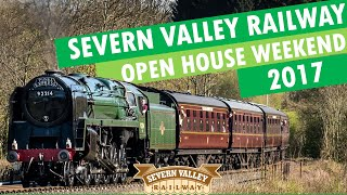 Open House Weekend - Severn Valley Railway