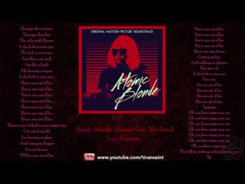 Marilyn Manson (Feat. Tyler Bates) - Stigmata [W i t h   L y r i c]