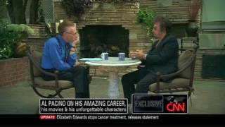 CNN Official Interview: Al Pacino talks Scarface and the Godfather