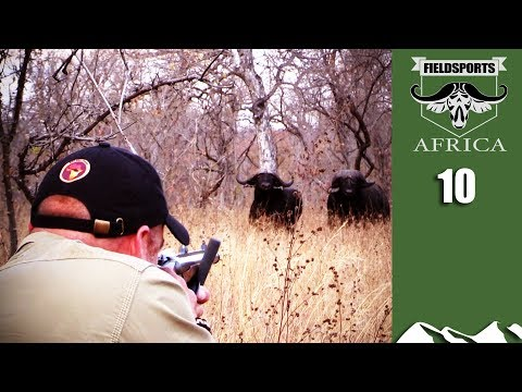 Two of the Big Five - Fieldsports Africa, episode 10