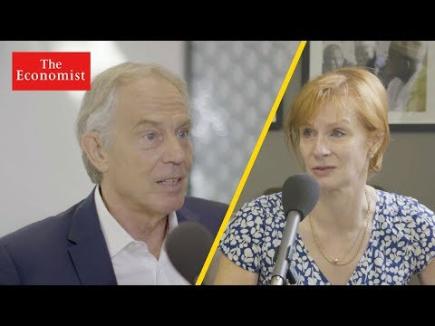 Tony Blair on Brexit's second referendum | The Economist Podcast