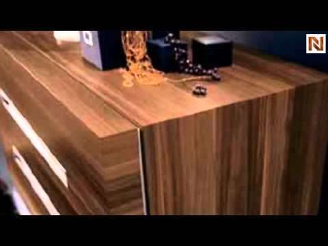 Gap Walnut Dresser T304400000001 By Rossetto