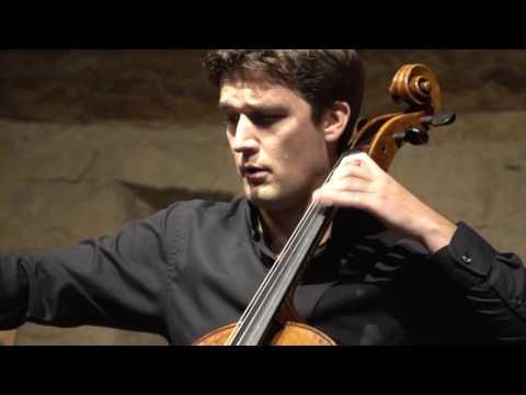 Dieter Ammann - piece for cello - Maximilian Hornung