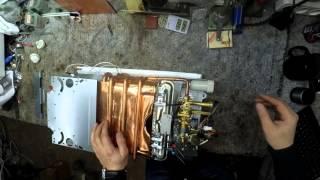 Чем греть воду!Газовый проточный водонагреватель Electrolux GWH 265 ERN(Отличная колонка! Установлена у многих знакомых! Отзывы только положительные., 2015-12-07T15:15:10.000Z)
