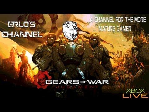 Gears of War:Judgment Domination(MVP)