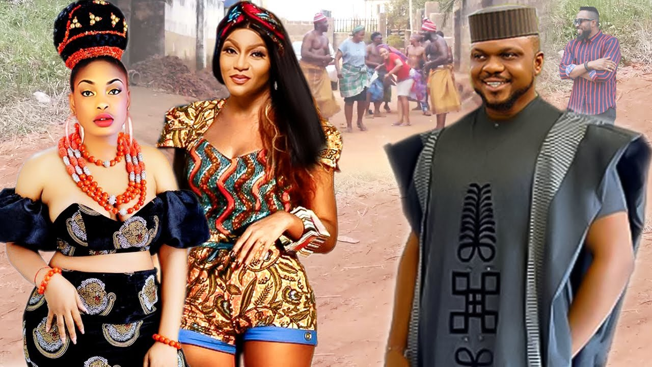 Download The Beautiful Maiden Dancers And The Foreign Prince - Ken Erics, Queen - 2021 Latest Nigerian Movies