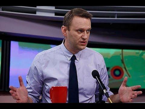 Навальный на радио «Эхо Москвы в Пскове» (28.05.2017)