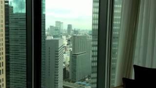 Hilton Hotel Room Tokyo Japan trip advisor - 5 звездочный отель