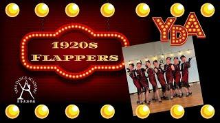 1920 Flappers + Charleston + Black Bottom
