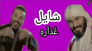 كلمات اغنية شايل غدارة – نور الزين وغزوان الفهد