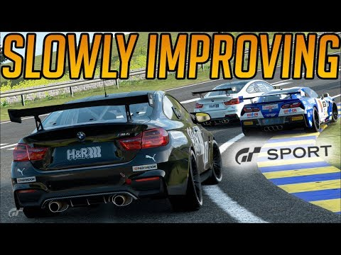 Gran Turismo Sport: Getting Better at the Game? thumbnail