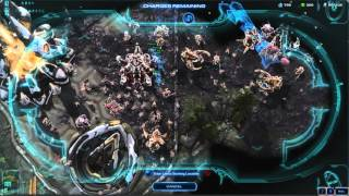 Starcraft 2 Legacy of the Void Mastery Achievement 15 - Termination Protocols