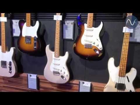 [NAMM] Les nouveautés Fender du NAMM 2015