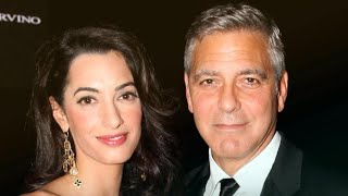 George Clooney Reveals Wife Amal Got Pregnant Without Fertility Drugs & Whether They'll Have More