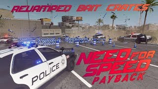 Need For Speed Payback - Revamped Bait Crates (Mod)