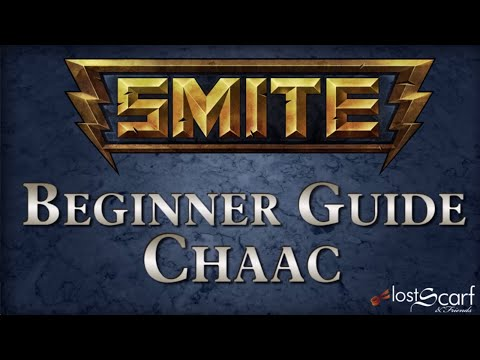 Smite Short Beginner Guide 14: Chaac