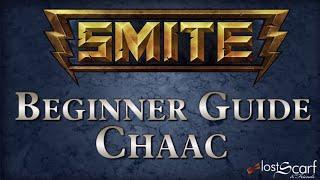 Smite Short Beginner Guide 14: Chaac