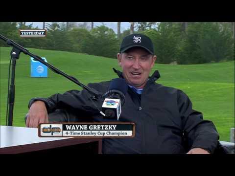 Wayne Gretzky Tells Dan Patrick He