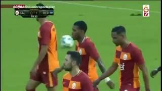 Galatasaray 1-2 Hertha Berlin Maç Özeti ● Hazırlık Maçı