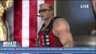 Craig Reviews: Duke Nukem Forever (Xbox360)
