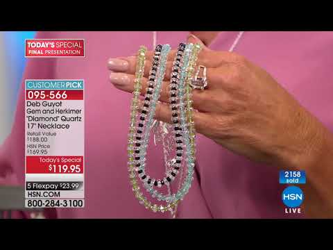 HSN | Designer Gallery with Colleen Lopez Jewelry 03.13.2018 - 09 PM