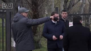 Благоустроят территорию школы №30   Новости сегодня   Происшествия   Масс Медиа