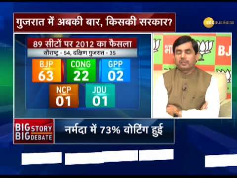 Big Story Big Debate: Who will win the Gujarat assembly polls in 2017 ?