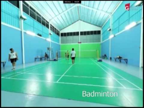 G Sports Center Padang