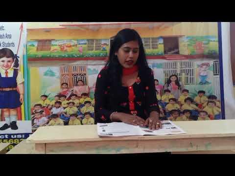 Vision Academy English School Laxmisagar Class 4