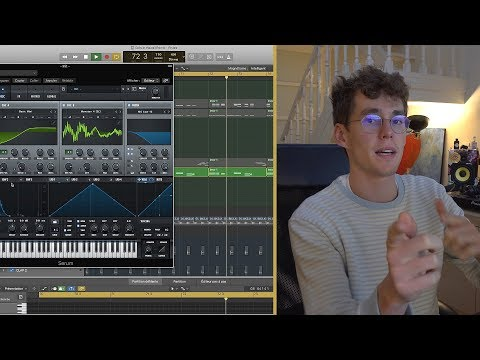 In the studio with Lost Frequencies #1 : Girls in Hawaii - Guinea Pig Remix