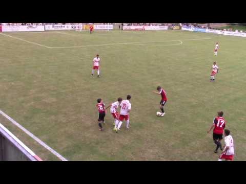 FC Ingolstadt 04 vs Red Bull Salzburg (2. Halbzeit)