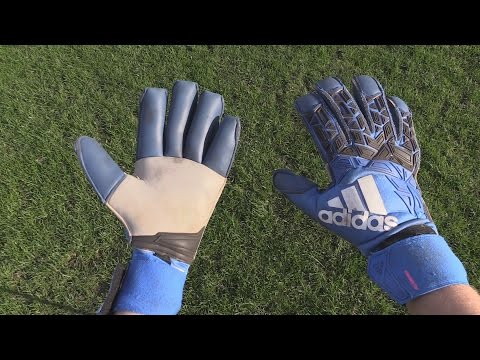 cheap for discount 2d1af 84fc4 Goalkeeper Glove Review Adidas Ace Trans Finger Tip