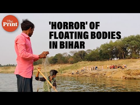 Horror of 71 bodies floating down Ganga was 'hell' for residents of Bihar's Chausa