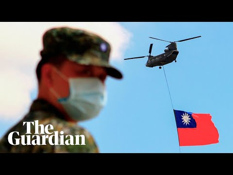 Why are there fears China and Taiwan could go to war?