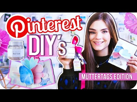 5 LAST-MINUTE MUTTERTAGS DIY -...