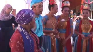 Seni Budaya Galura Sadewa I Pernikahan. Intan Cahaya R & Imron F I Bag. 3