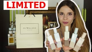 Download lagu JO MALONE ENGLISH FIELDS COLLECTION REVIEW LIMITED EDITION  | Tommelise
