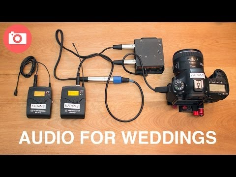 How to Record Perfect Audio for Wedding Filmmakers